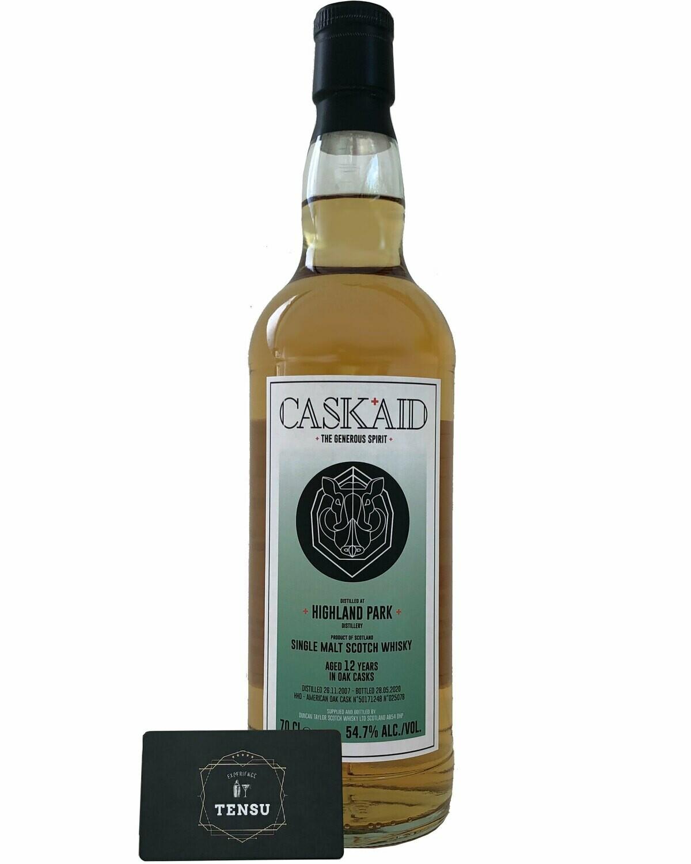 "Highland Park 12 Years Old (2007-2020) 54.7 ""CaskAid"""
