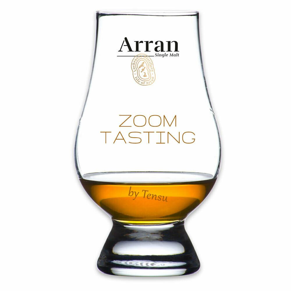 """#49 """"Arran"""" Whisky Tasting (16 september 2020)"""