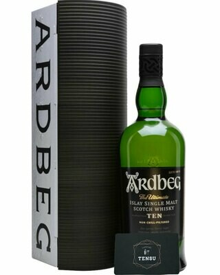 Ardbeg 10 Years Old (Warehouse) Giftbox