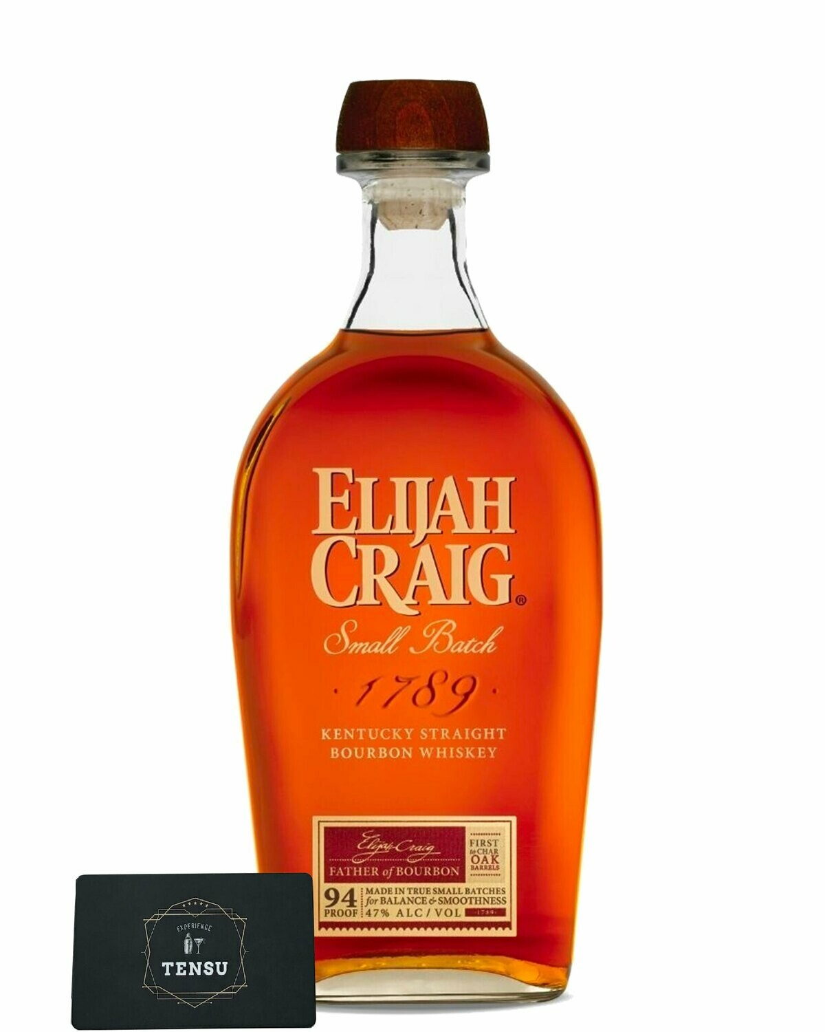Elijah Craig 12 Years Old Small Batch