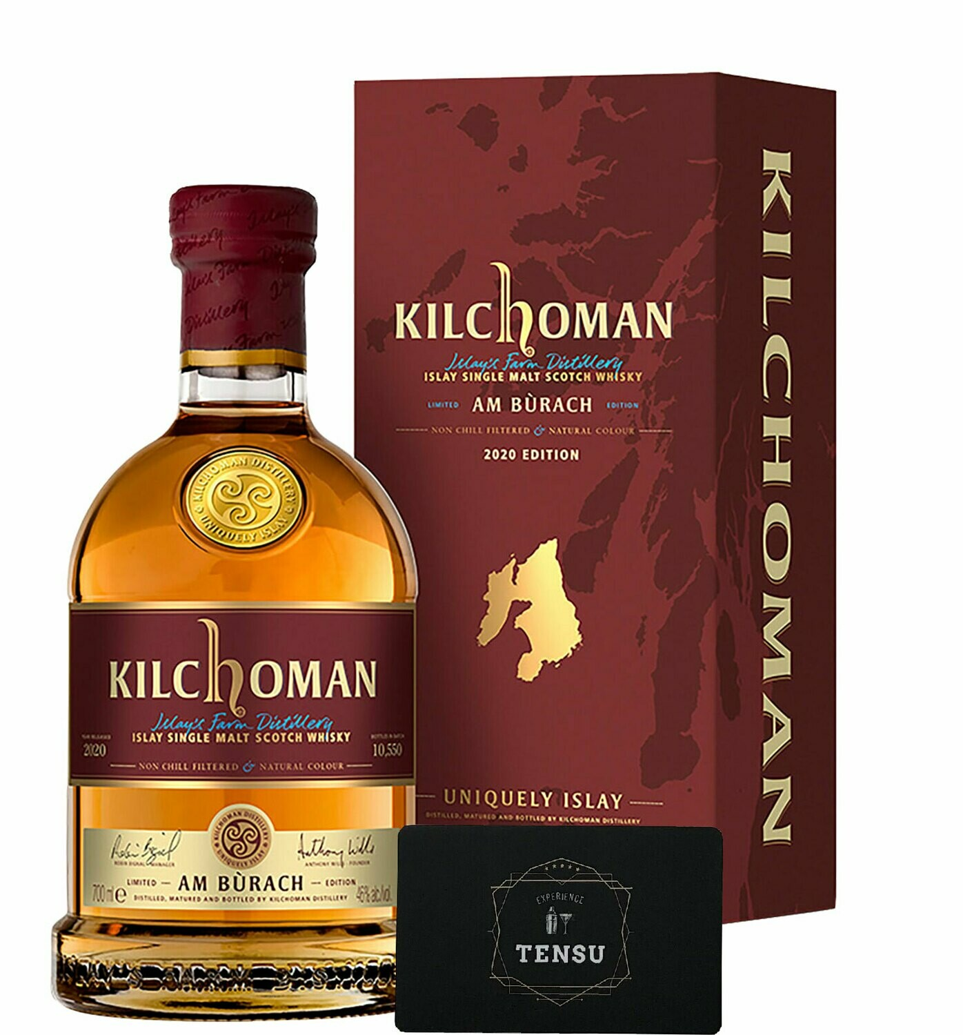 Kilchoman Am Burach [2020 Edition]