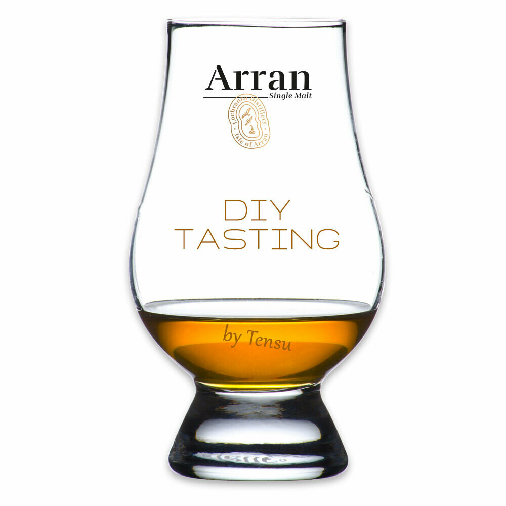#49 Arran Whisky Tasting (DIY)