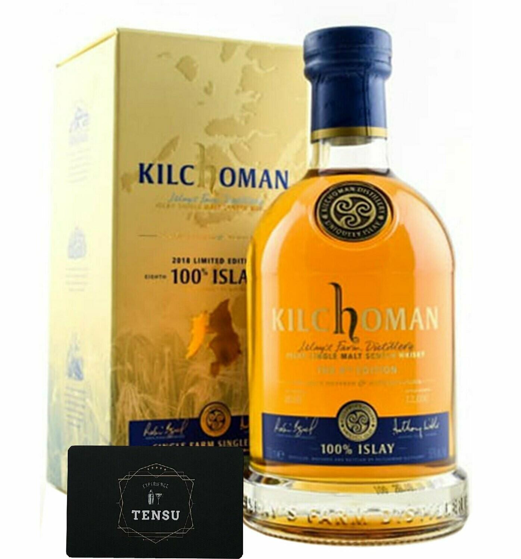 """Kilchoman 100% Islay """"8th Edition"""""""