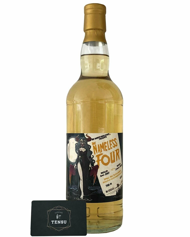 "The Nameless Four 12Y Highland (2007-2020) 47.8 ""The Whisky Mercenary"""