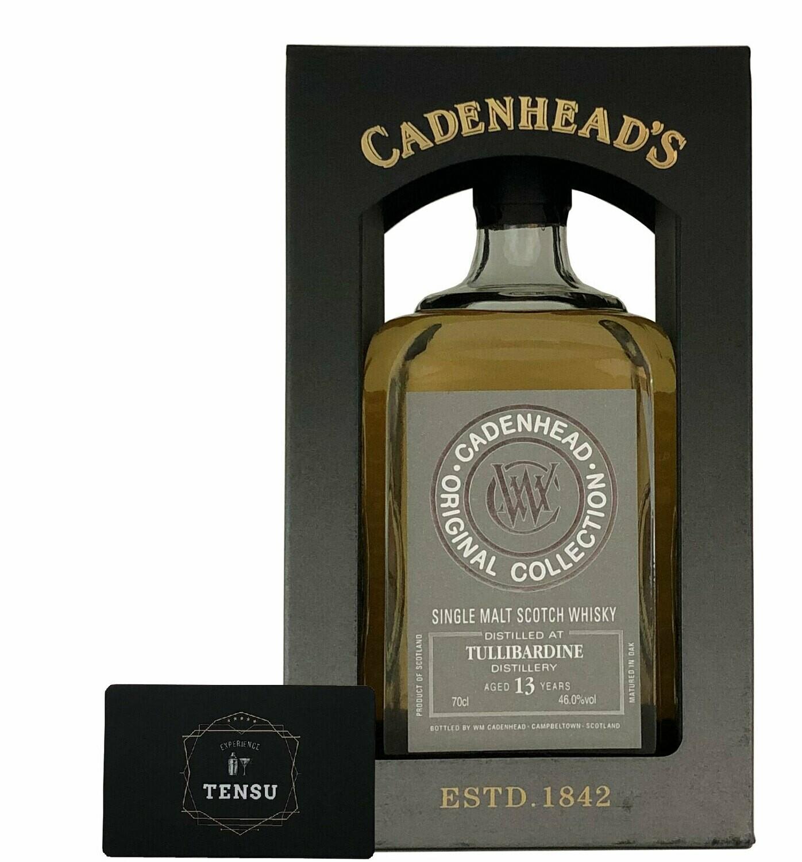 """Tullibardine 13Y Original Collection (2020) 46.0 """"Cadenhead's"""""""