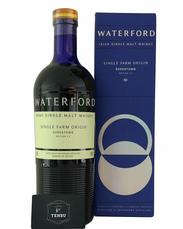 "Waterford Sheestown (Edition 1.1) 50.0 ""Single Farm Origin"""