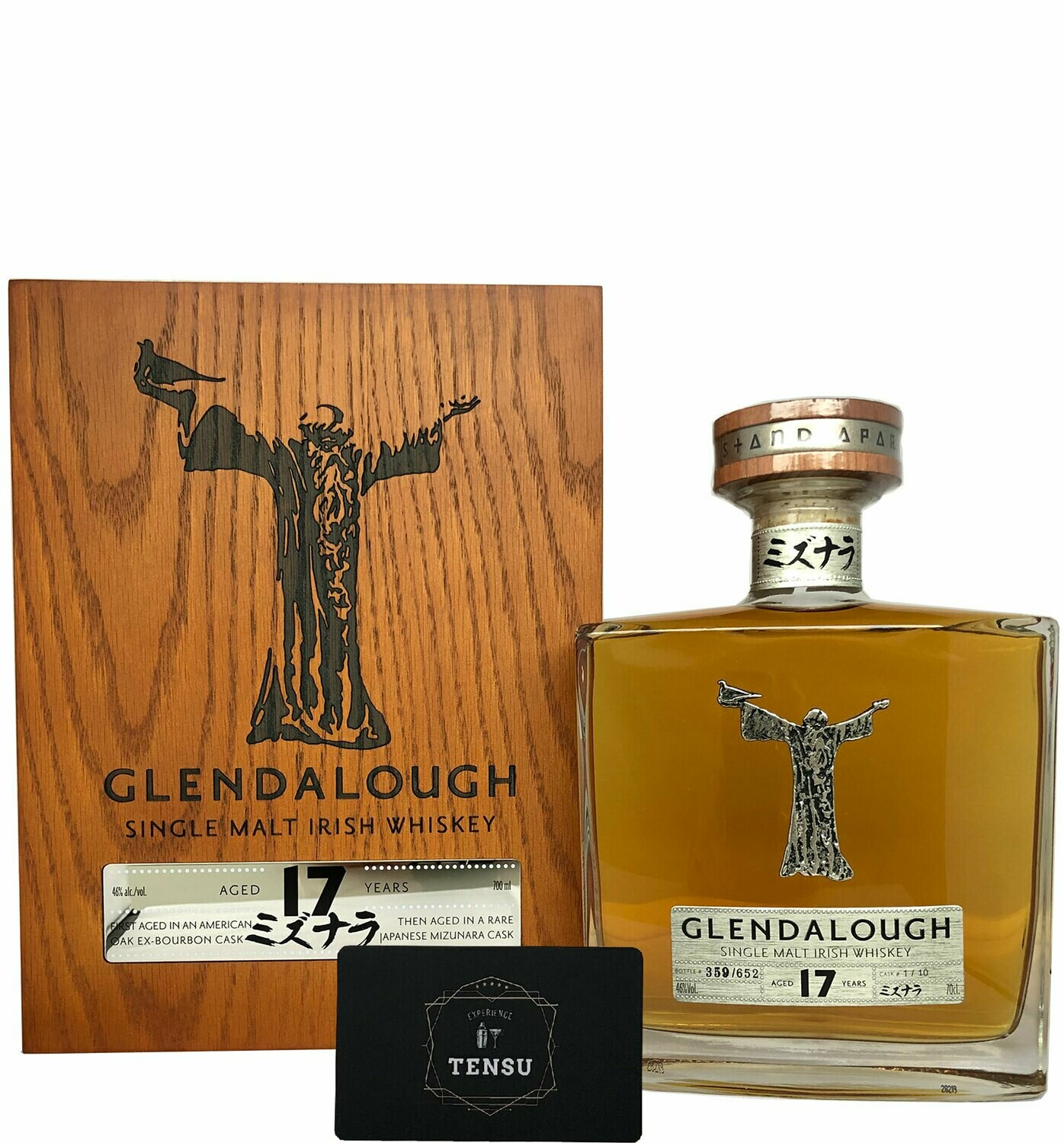 Glendalough 17 Years Old - Mizunara Cask