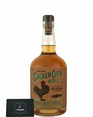 Chicken Cock - Bootlegger's Reserve (Bourbon & Rye) 45.0