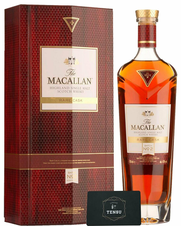 Macallan Rare Cask - Batch No. 2 (2019 Release) 43.0%