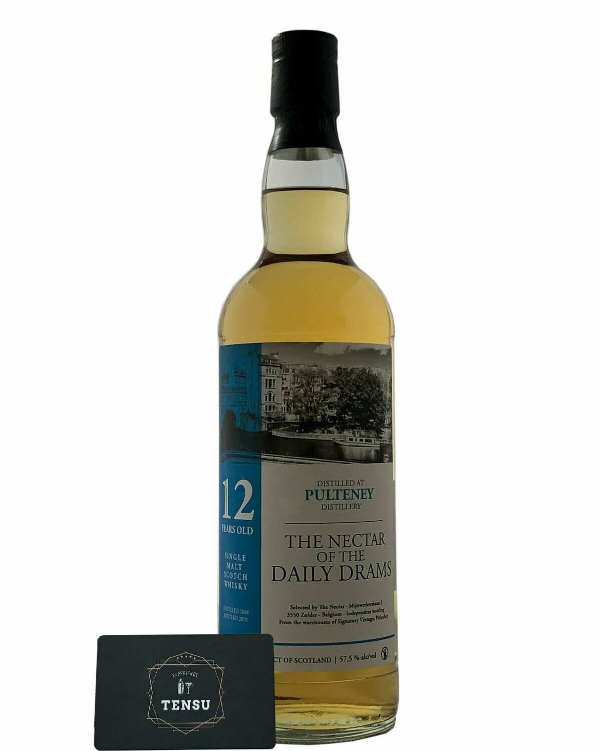 "Old Pulteney 12Y (2008-2020) - Daily Drams 57.5 ""The Nectar"""