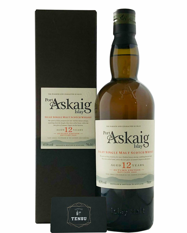 "Port Askaig 12 Years Old (Autumn Edition) 45.8 ""Elixir Distillers"""