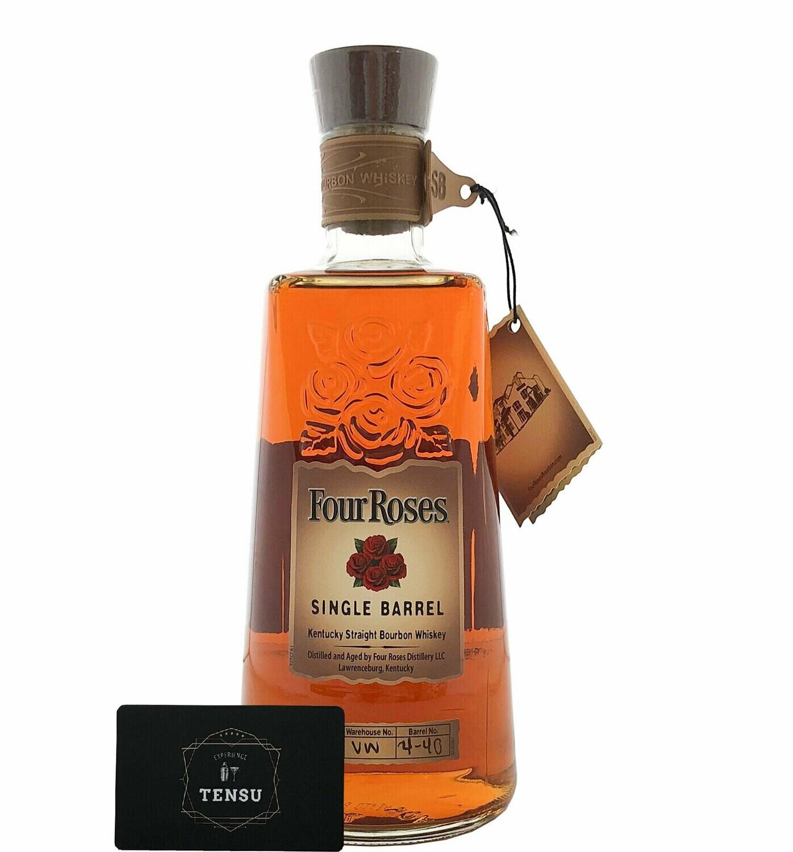 Four Roses Single Barrel Bourbon Whiskey 50.0 OB