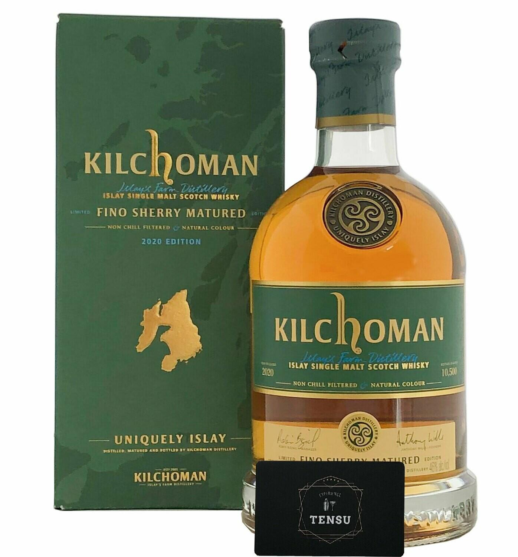 Kilchoman Fino Sherry [2020 Edition]