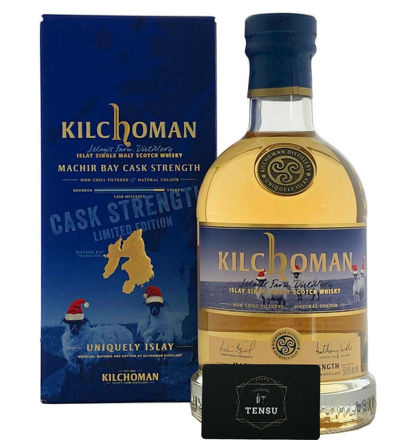 Kilchoman Machir Bay - Cask Strength [Limited Edition]