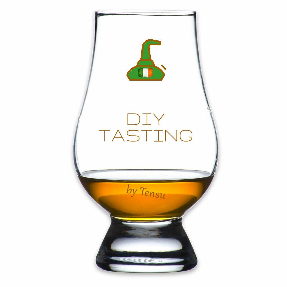 #PV01 Irish Whisky Tasting (DIY)