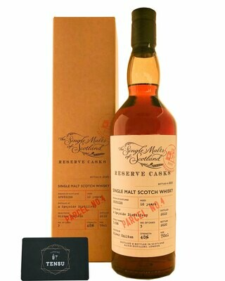 A Speyside Distillery 10 Years Old (2010-2020) 48.0