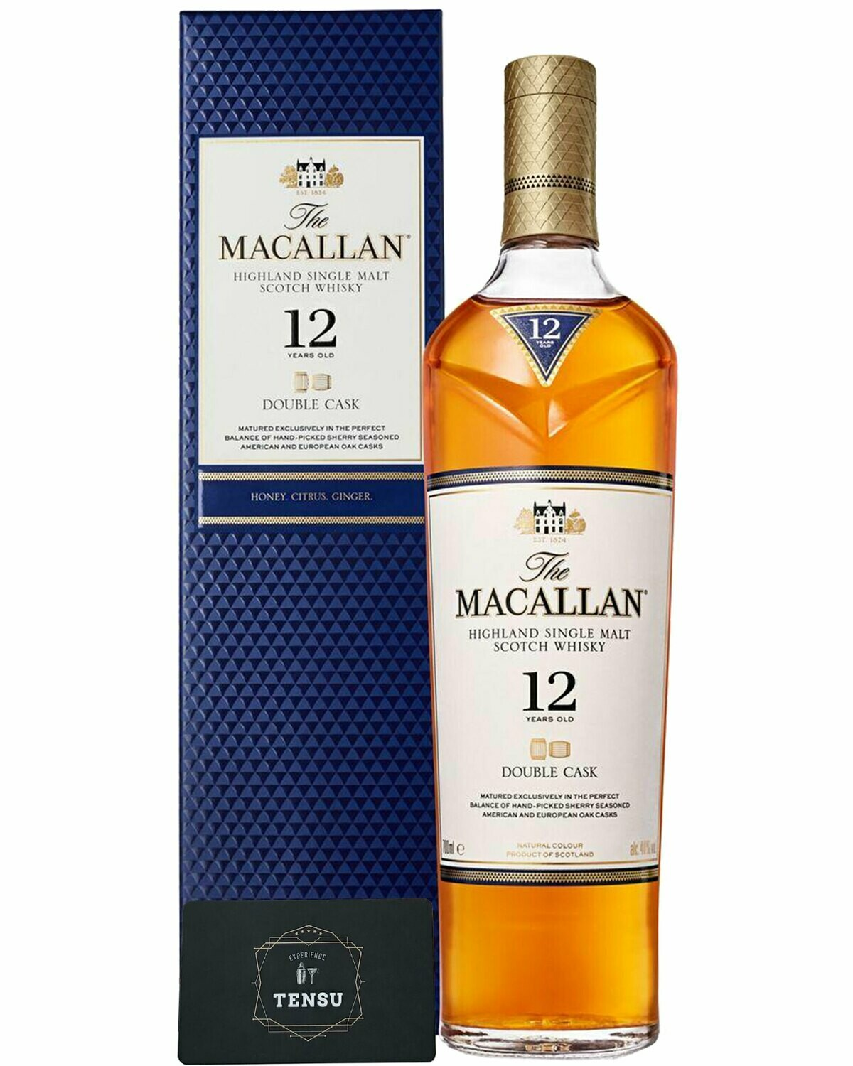 Macallan Double Cask 12 Years Old 40.0 OB