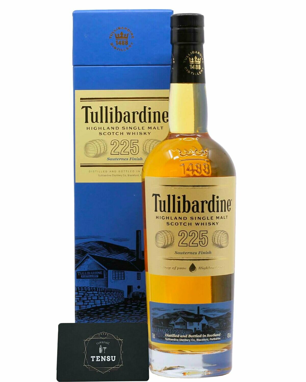 Tullibardine 225 Sauternes Finish 43.0 OB