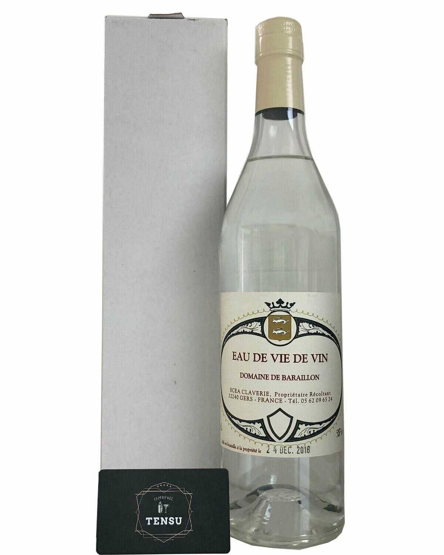 Eau de Vie de Vin Domaine De Baraillon, Lannemaignan