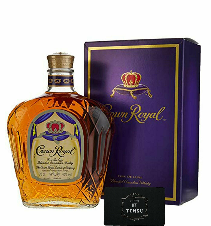 Crown Royal Fine De Luxe Whisky