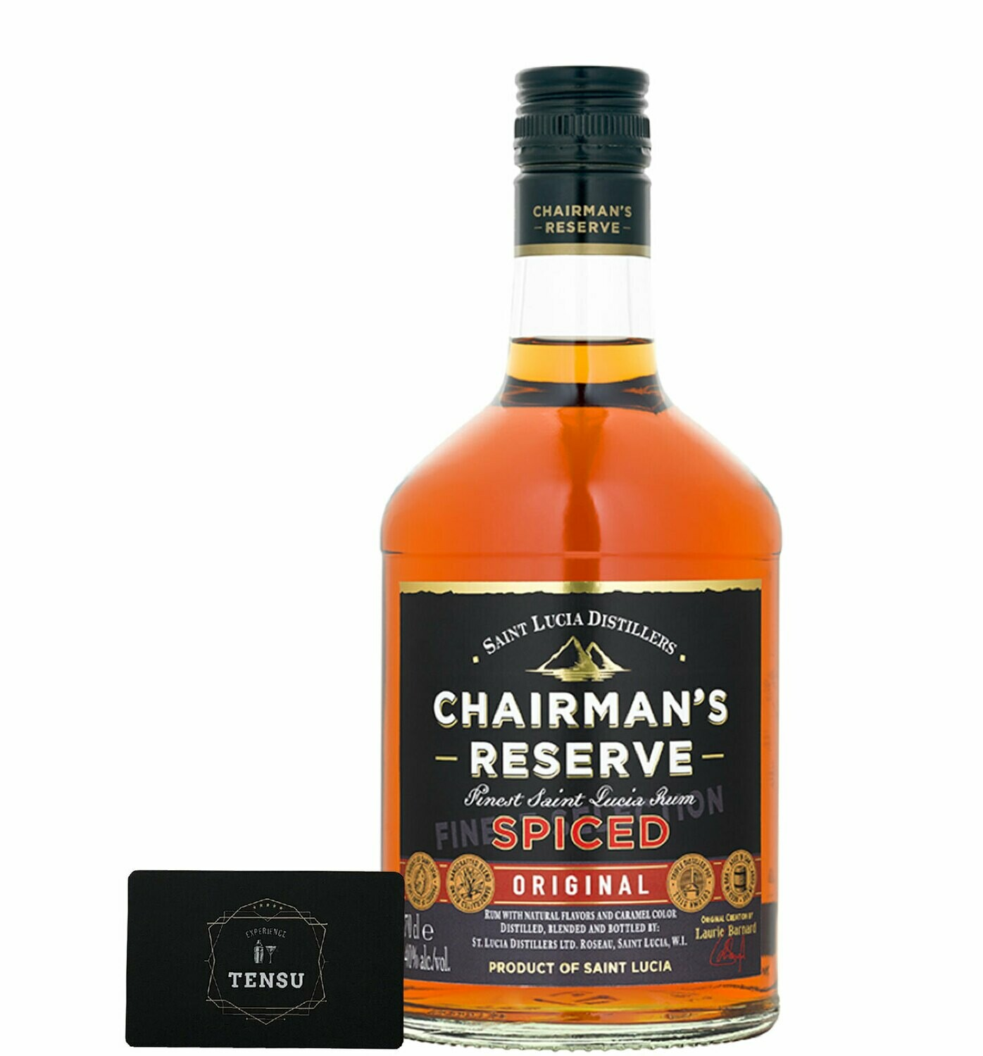Chairman's Reserve Spiced Rum 40.0 OB