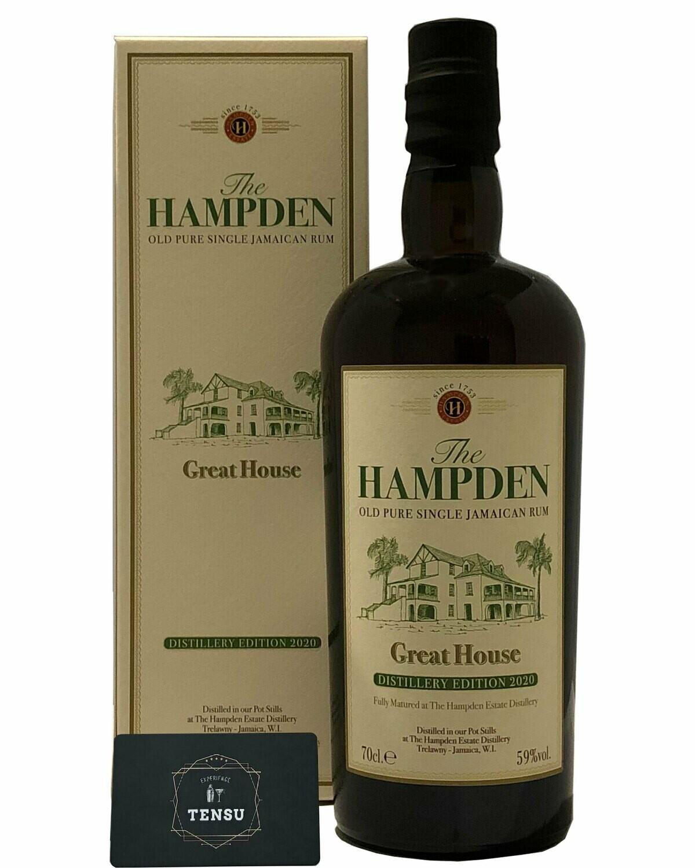 Hampden Great House - Distillery Edition (2020) 59.0 OB