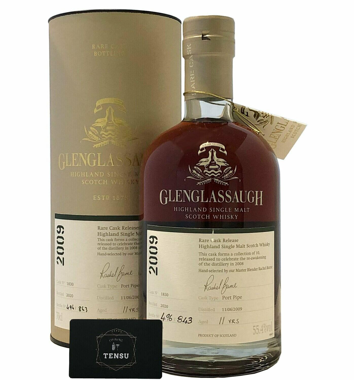 Glenglassaugh Coastal 11Y (2009-2020) 55.4 RCR OB