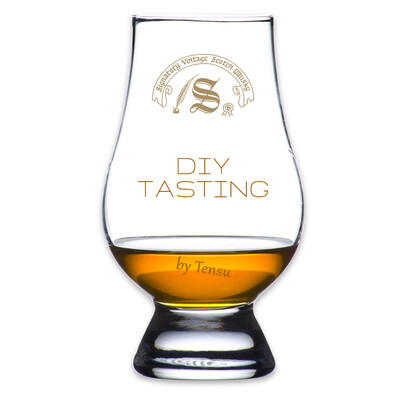 #76 Signatory Cask Strength Whisky Tasting (DIY)