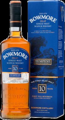 Bowmore Tempest 10Y (Batch 5) [SAMPLE 2CL]