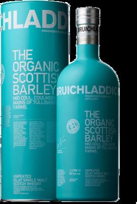 Bruichladdich Organic Scottish Barley (2014) [SAMPLE 2CL]