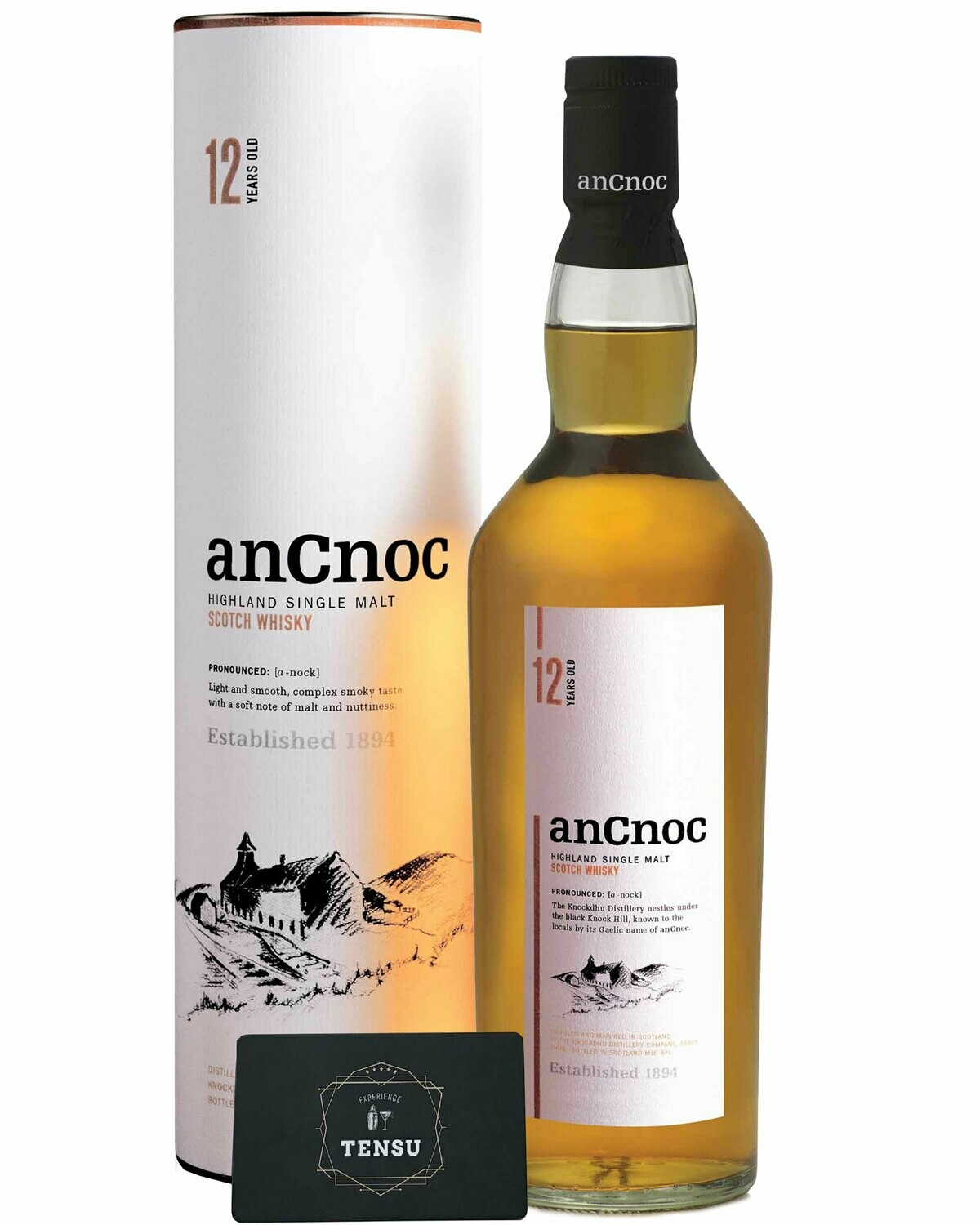 anCnoc 12 Years Old [SAMPLE 2CL]
