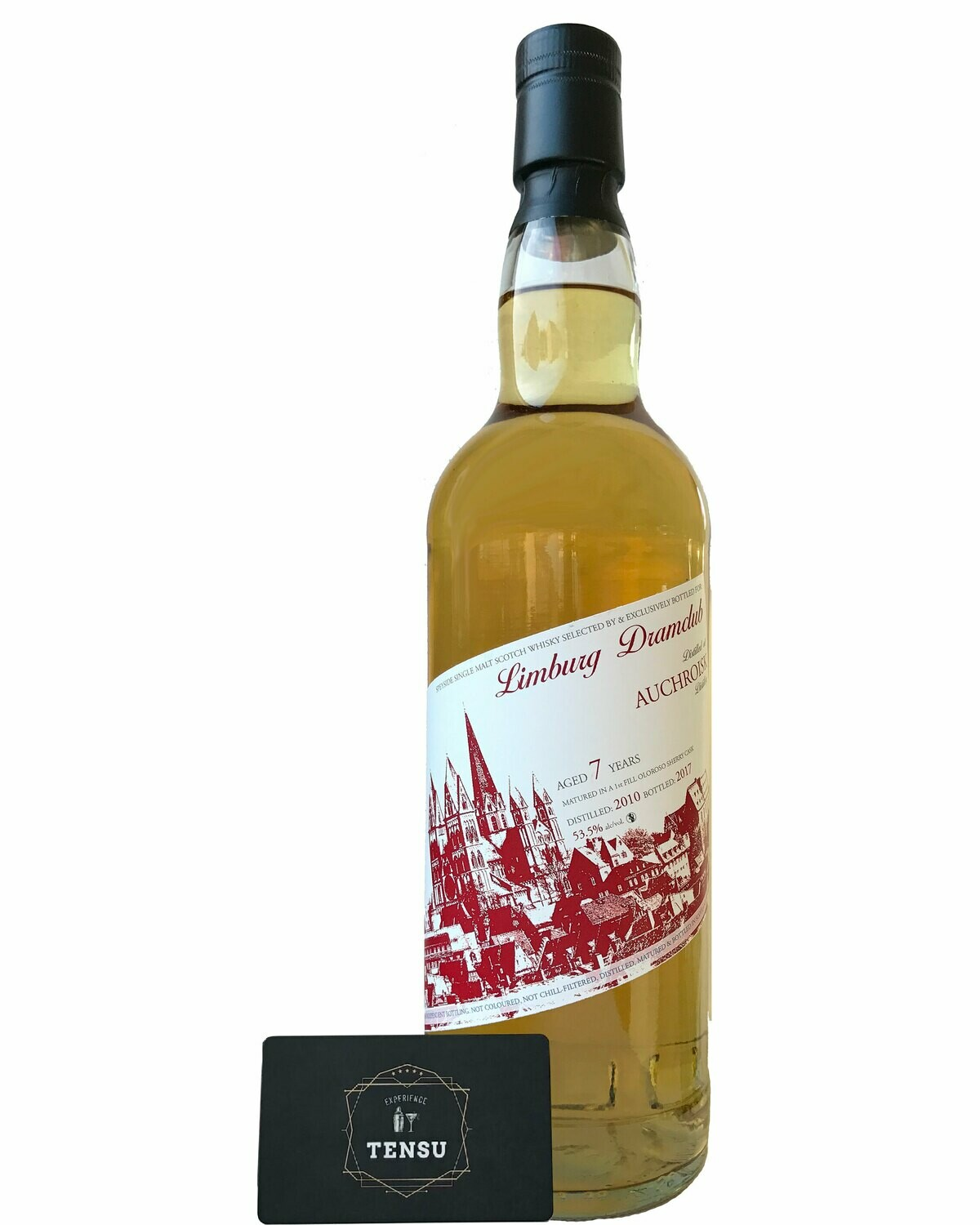 "Auchroisk 7 YO (2010-2017) ""Limburg Dramclub"" [SAMPLE 2CL]"