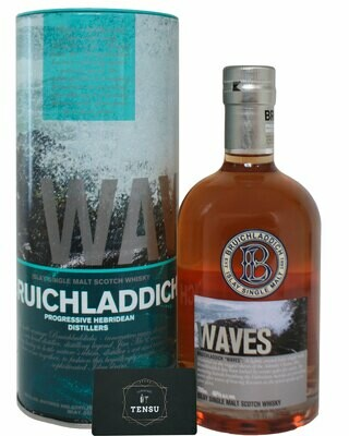 Bruichladdich Waves 2nd (2008) [SAMPLE 2CL]