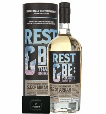 """Arran 18 Years Old (1996-2015) """"Rest & Be Thankfull"""" [SAMPLE 2CL]"""