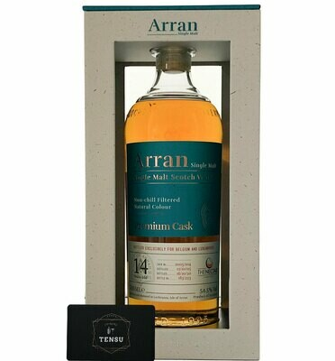 Arran 14 (15) YO For the Nectar (2005-2020) 54.5