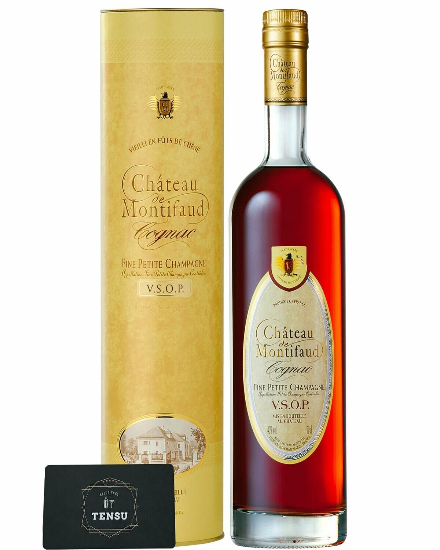 Cognac Chateau de Montifaud VSOP Ariane 40.0 OB