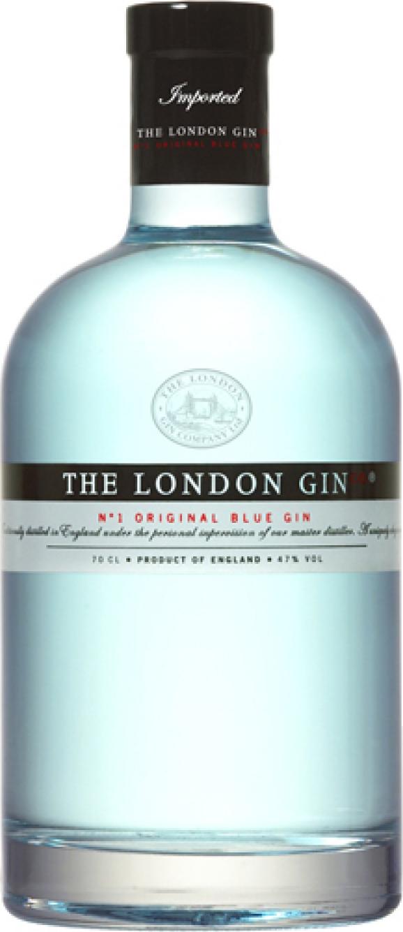 London N°1 Original Blue Gin (Liter)