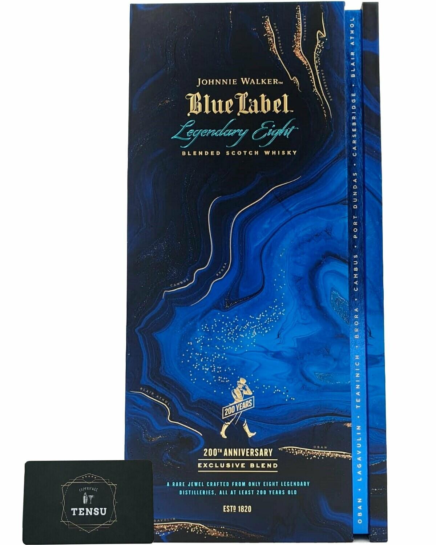 Johnnie Walker Blue Label - Legendary Eigth (200 Year Anniversary)