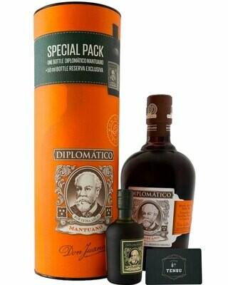 Diplomatico Mantuano Rum + Mini Reserva Exclusive
