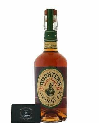 Michter's US1 Single Barrel Kentucky Straight Rye Whiskey (2020) 42,4% OB