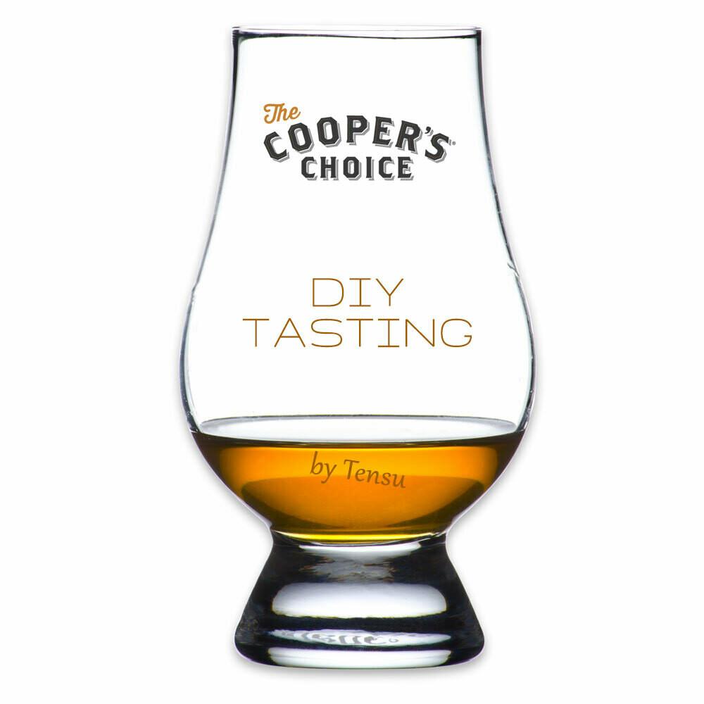 #79 Cooper's Choice Whisky Tasting (DIY)
