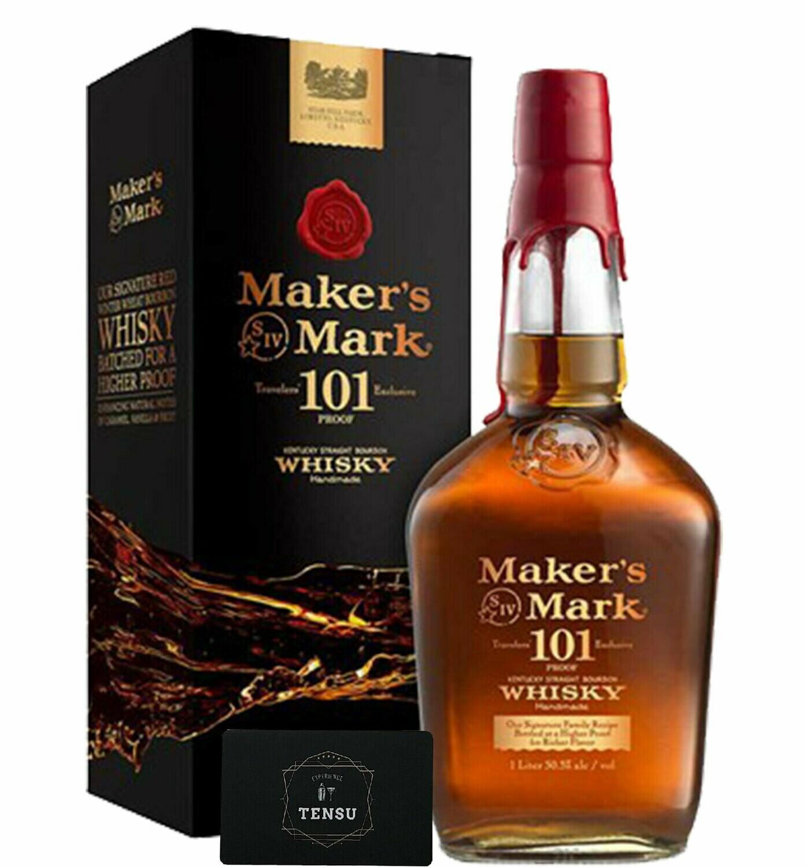 """Maker's Mark 101 50.5 """"OB"""""""