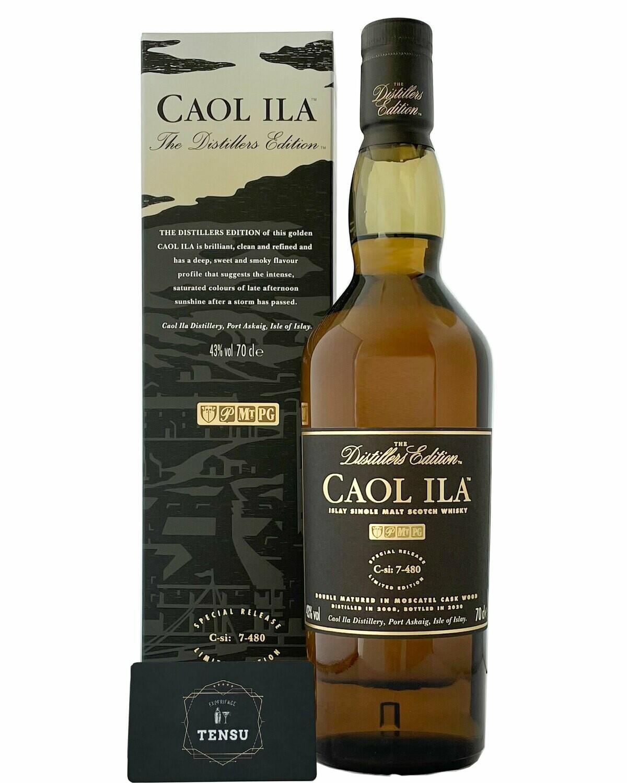 "Caol Ila Distillers Edition (2008-2020) 43.0 ""OB"""