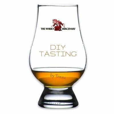 #TWM02 The Whisky Mercenary Tasting (DIY)