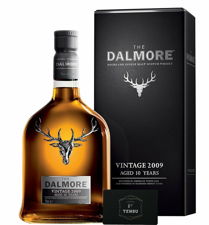 Dalmore Vintage 2009 (10YO) 42.5 OB