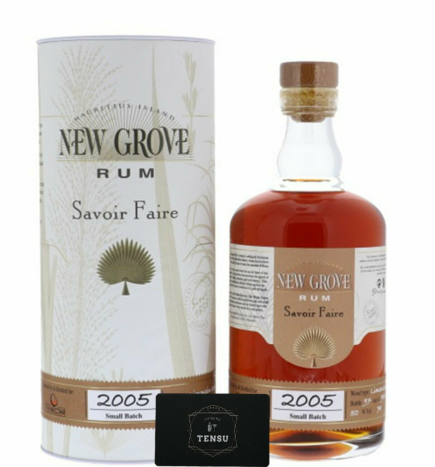 """New Grove (2005) Small Batch 50.0 OB """"For The Nectar"""""""