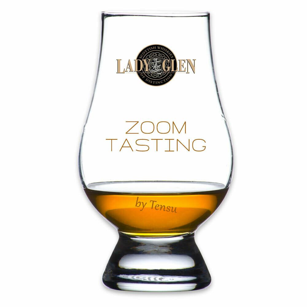 #87 Lady of the Glen Whisky Tasting (Zoom)