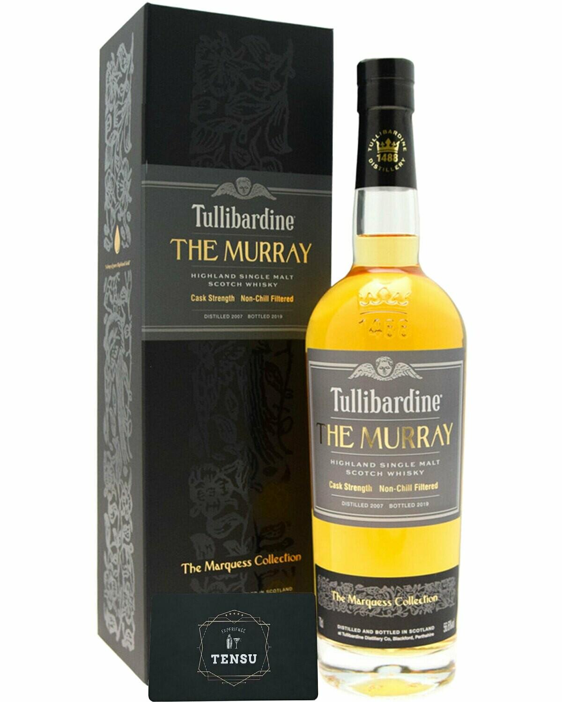 """Tullibardine 12Y The Murray (2007-2019) Cask Strength 56.6 """"OB"""""""