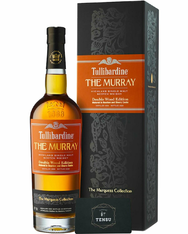 "Tullibardine 15Y The Murray (2005-2020) Double Wood 46.0 ""OB"""