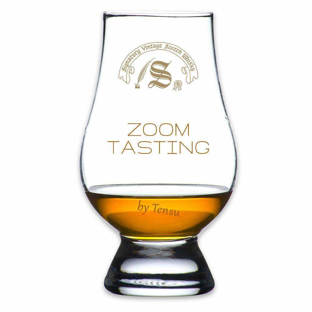 #88 Signatory Cask Strength Whisky Tasting (Zoom)